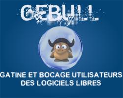 Gatine et Bocage Utilisateurs de Logiciels Libre