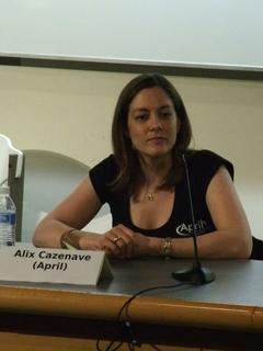Alix Cazenave