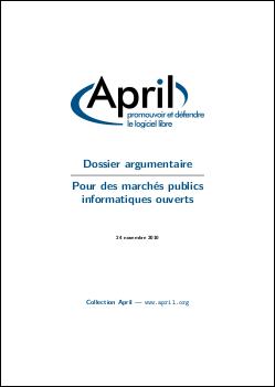 March 233 S Publics Informatiques April