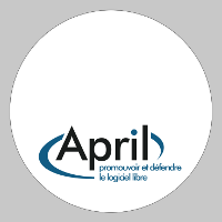 Badge April