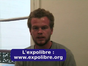 Jean-Christophe Becquet et Francois Poulain vous présentent l'Expolibre