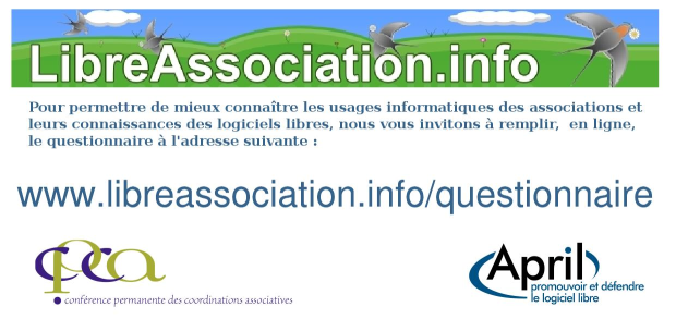 Logo du questionnaire libre association