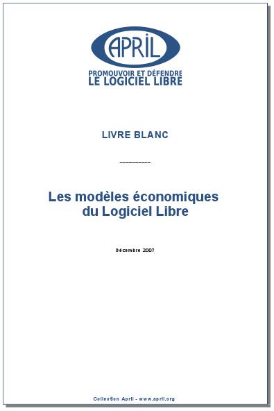 Couverture du livre blanc