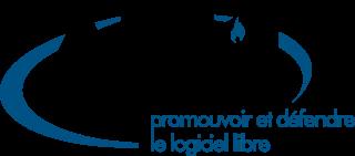 Logo de l'April pour les 18 ans