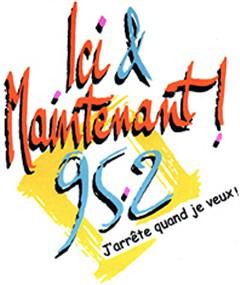 Logo radio Ici&Maintenant