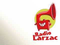 Logo radio Larzac