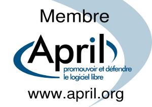 Panneaux A3 Membre de April