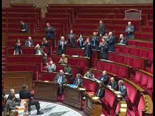 Rejet du projet de loi Création et Internet (HADOPI) par les députés