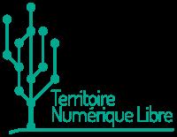 Logo du label Territoire Numérique Libre