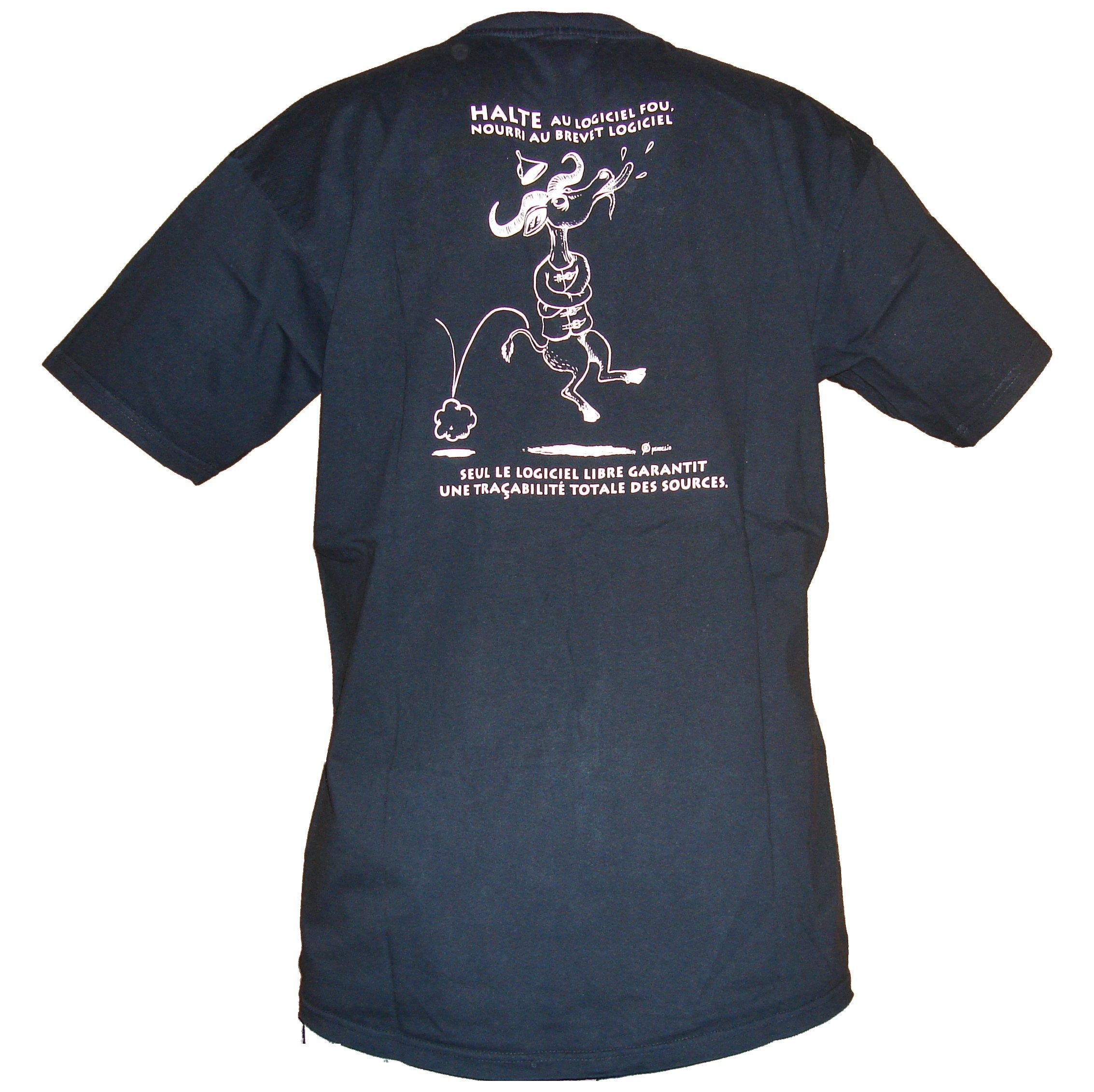 T-shirt 1 de dos