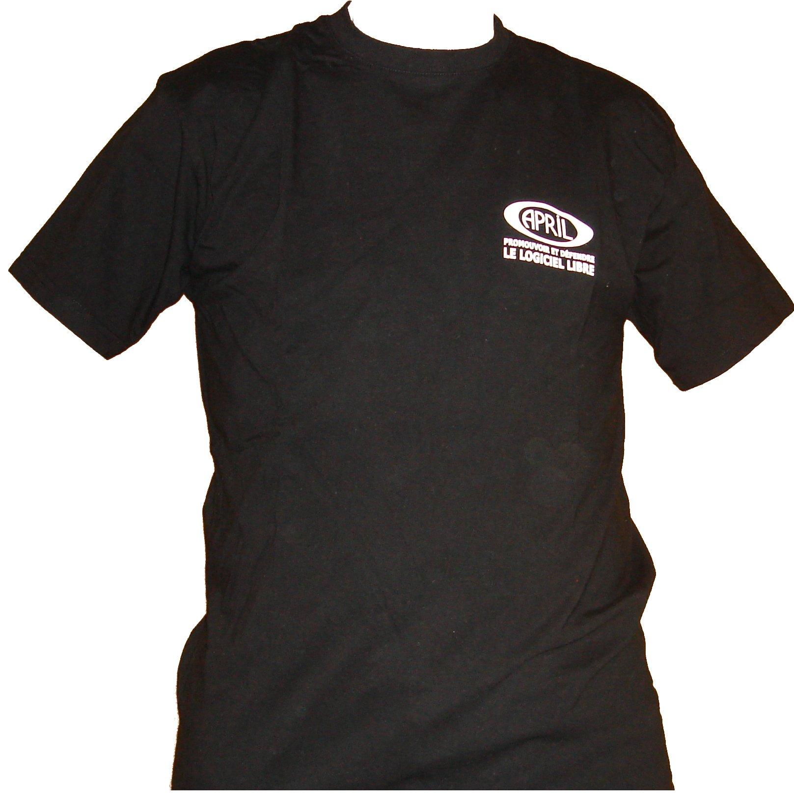 T-shirt 4 de face