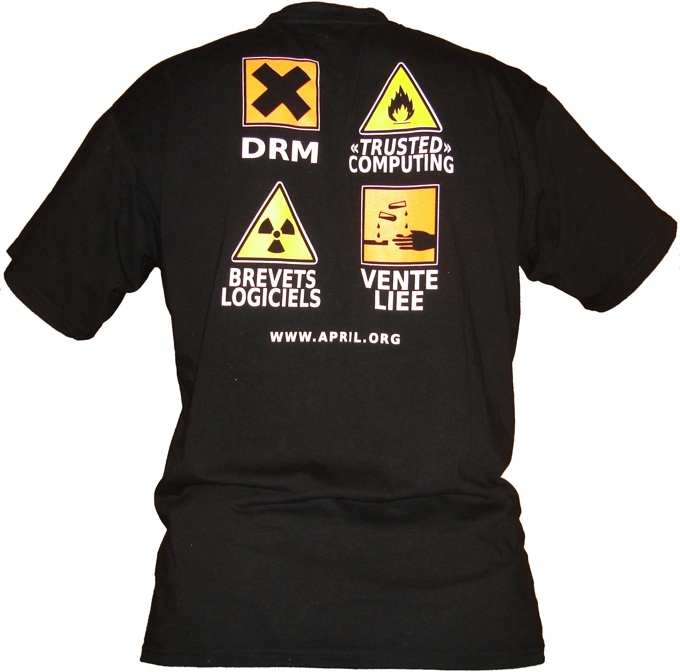 T-shirt 5 de dos