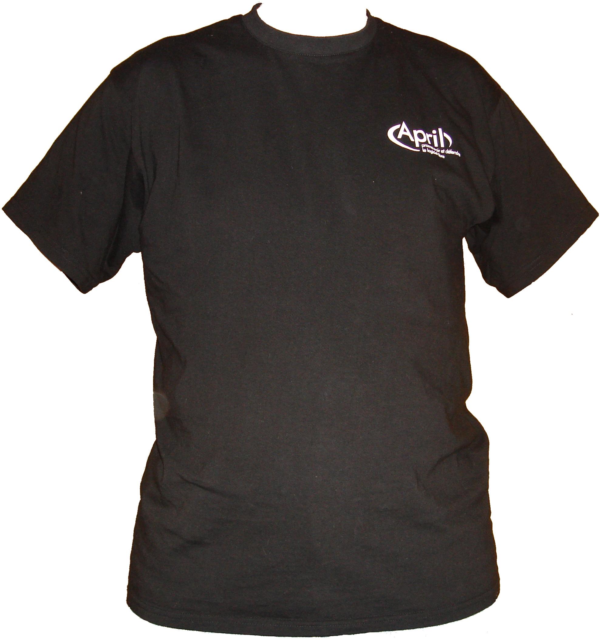 T-shirt 5 de face