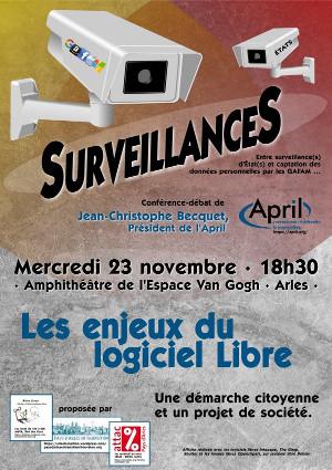 Affiche SurveillanceS !