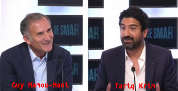 Guy Mamou-Mani - Tariq Krim
