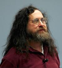 Richard Stallman en 2009