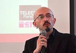 Antonio Casilli en 2013
