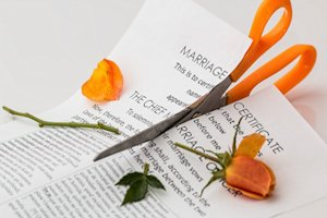 Divorce- photo Pixabay