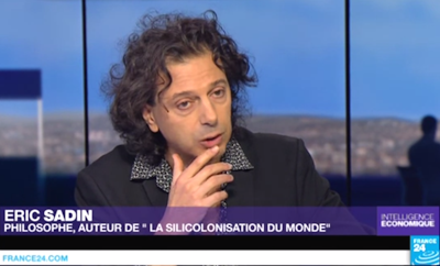Éric Sadin - Ali Laidi