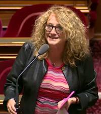Françoise Laborde, sénatrice
