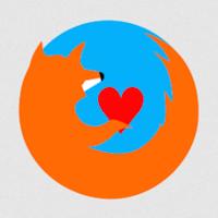 Firefox-heart