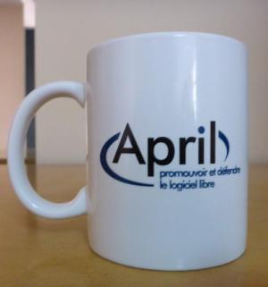 Image du mug April