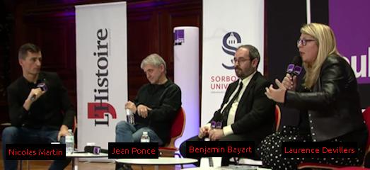 Laurence Devillers - Jean Ponce - Benjamin Bayart - Nicolas Martin