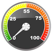 Speedometer-tachometer