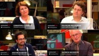 Mounir Majhoubi - François Pellegrini - Christine Lazerges - Patrick Baudouin - Edwy Plenel